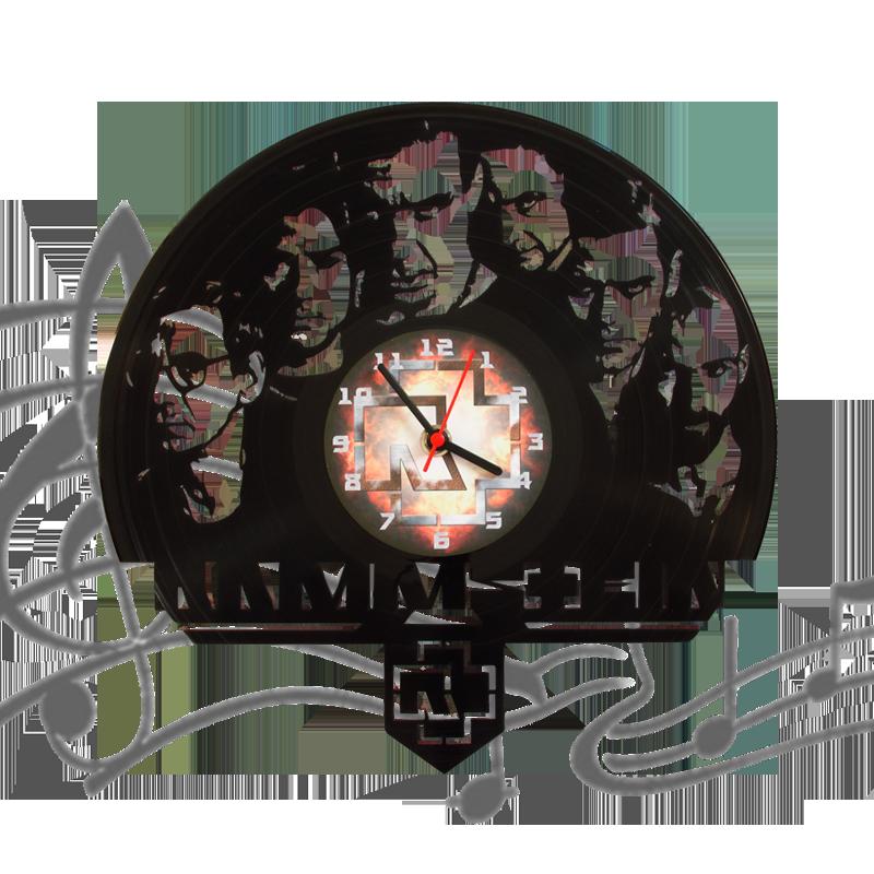 что часы с картинкой рамштайн семь лет